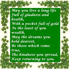Irish Quotes About Life Irish Blessing Awesome Quotes About Life 23