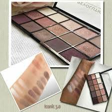 makeup revolution redemption eyeshadow