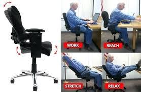 best back support office chair. best office chair for lower back support supports 300 lbs