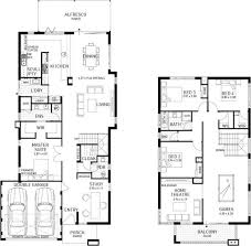 17 best ideas about double storey house plans on pinterest 15 gorgeous inspiration two with veranda