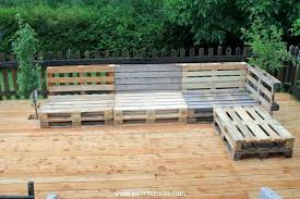 pallet outside furniture. Pallet Garden Furniture Plans Wood Projects Couch Diy Patio Cushions Outside G