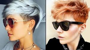 2018 Short Haircuts For Girls Short Short Haircuts For Girls