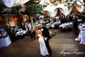 santa barbara courthouse wedding sunken gardens photo by kristin renee