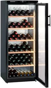 Wine Bottle Storage Angle Liebherr Wkb4112 168 Bottles Wine Storage Cabinet Appliances Online