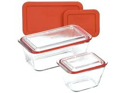 glass containers with lids food storage uk