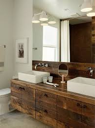Rustic Modern Bathroom Vanities Ideas Teresasdeskcom Amazing Home Decor Inside Innovation Design
