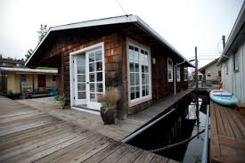 Small Picture Seattle short term tiny houseboat rentals for testing out a life