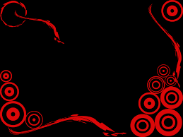 black and red wallpaper design. Wallpaper Black And Red With Design