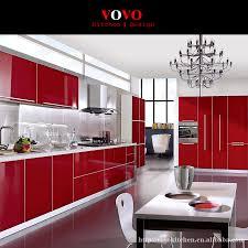 Kitchen Cabinet Retailers Popular Red Kitchen Cabinet Buy Cheap Red Kitchen Cabinet Lots