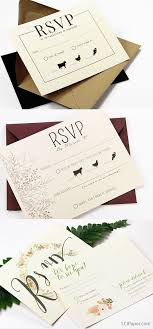 Rsvp Card Sizes How To Choose The Best Rsvp Card Size For Your Wedding