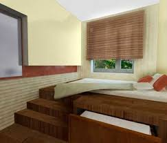 raised floor bed. Simple Bed 30 Decorative Raised Floor Designs Defining Functional Zones And Adding  Storage Space Inside Bed T