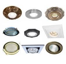lighting styles. Different Trim Styles Of Recessed Lights Lighting