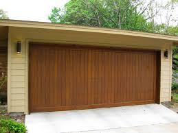 wood garage doorsContemporary Wooden Garage Doors  Contemporary Garage Doors
