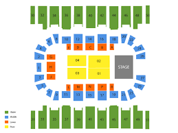Metrapark Arena Seating Chart And Tickets Formerly