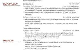 94 Resume Margins Good Resumer Example