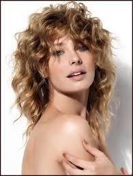 Curly Shag Hairstyles 412626 Curly Hair Haircuts Chic Curly Medium