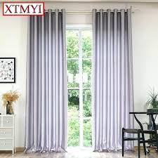 red curtains for bedroom modern solid color blackout living room gray purple golden feng shui decorating