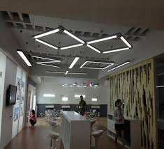 good office lighting. a good office lighting to provide employees with pleasant and comfortable atmosphere of the health which inspired work high enthusiasm f