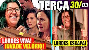 AMOR DE MÃE - Capítulo 30/03 TERÇA FEIRA - Resumo da novela Amor de Mãe  hoje completo 2021 - YouTube