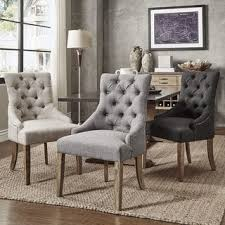 grey dining room chairs. grey dining room \u0026 kitchen chairs - shop the best deals for nov 2017 overstock.com