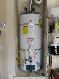 Hot Waterheaters New Water Heater For Lincoln Residence Ronald T Curtis Plumbing