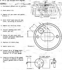 vdo oil pressure gauge wiring solidfonts vdo oil pressure gauge wiring diagram nilza net updating to an electrical gauge package hotrod hotline