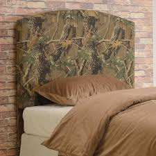 vfm signature x browning camouflage twin headboard browning furniture