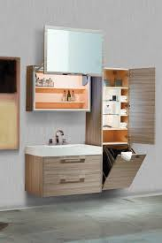modern bathroom linen cabinets. Nuvo Tempo Suite W Vanity Laundry Hamper Linen Tower Medicine With Regard To Incredible Residence Cabinet Designs Modern Bathroom Cabinets O