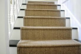 hallway rug runners luxury diy ikea jute rug stair runner what emily does