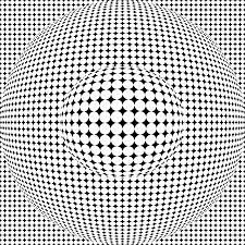 But probably the best illusion on the subject of the dress is by randall munroe of xkcd, who immortalized the debate in an optical illusion cartoon form. Optical Ball Optical Illusions Art Illusions Optical Illusions