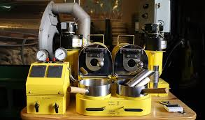 It's this machine that produces the final taste of coffee. How To Choose The Perfect Coffee Roasting Machine Cost Size Type Economics Coffee Bean Road