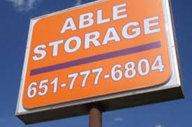 able storage able storage 1810 gervais court maplewood mn 55109
