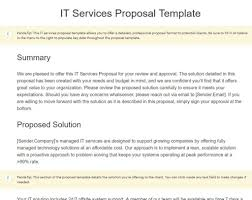 it business proposal how to write a business proposal in 2019 6 steps 15 free templates