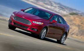 2013 Ford Fusion 1.6 and 2.0 EcoBoost First Drive | Review | Car ...