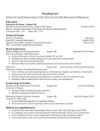 Actuary Job Description Amazing Actuarial Resume