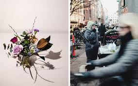 Jobs Related To Floral Design Real Flower Power From Bike Bloom
