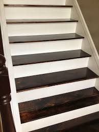 beautiful custom interior stairways. Turn Carpeted Stairs Into Hardwood Beauties For Just $60! -- The Serene Swede On Beautiful Custom Interior Stairways