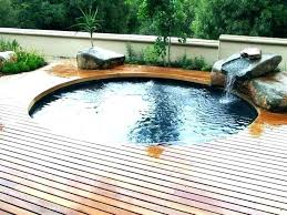 how much does it cost to build deck around above ground pool designs ideas poo