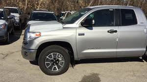 2017 Tundra 4X4 Double Cab SR5 Plus Long Bed 5.7L Mississauga ...