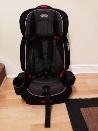 brand new graco nautilus car seat high back booster gravity 9 months up to 12years