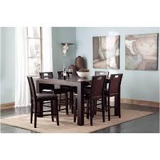 102948 coaster furniture prewitt dining room counter height table