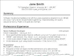 Resume Professional Summary Examples Impressive Resume Professional Examples Summaries For A Resume Professional