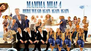 Mamma Mia 4: Here We Go Again Again Again - YouTube
