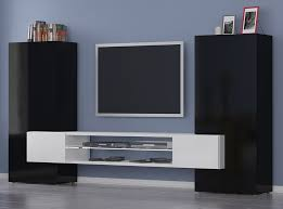 modern tv stand wall unit incastro