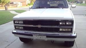 1990 Chevy Blazer K5 Diesel - YouTube
