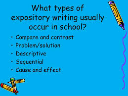 types of expository essays ppt organizing expository writing a brief overview powerpoint