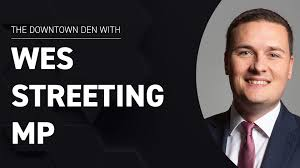 Downtown Den with Wes Streeting MP – Downtown in Business