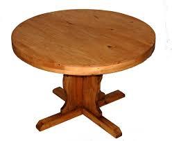 48 plain round table