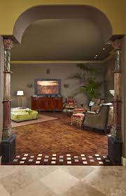 Kitchen And Living Room Flooring Gorgeous Transition From Hardwood Flooring To Carpet Creative