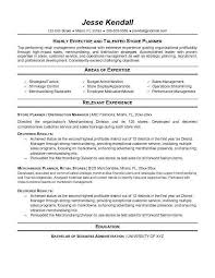 fashion buyer resumes merchandise planner cover letter of business planning resume